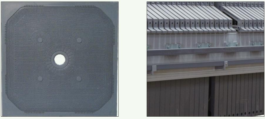 厢式压滤机设备细节