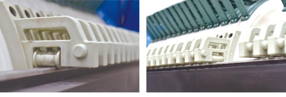 高压圆板压滤机设备细节